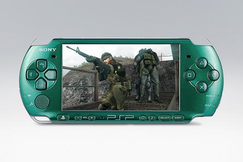 Green PSP