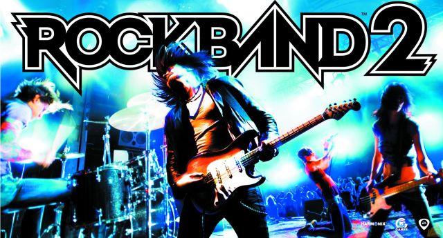 Rock Band 2 full band Pic